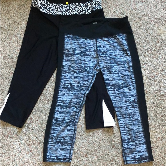 Champion Pants - Cropped leggings bundle!